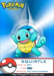 Squirtle (No. 007) by ShiNoGekai03