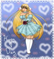 Happy Valentine from Chii by jazzy2cool