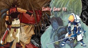 Guilty Gear XX by crackedpsycho