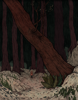 Forest by LottaLiberta