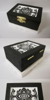 Elegant Trinket Box by FallenOther
