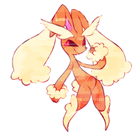 lopunny by tearzahs