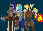 We Are Guardians Together As One by fossil-fighter
