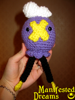 Drifloon Amigurumi by ManifestedDreams