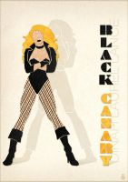 Black canary by LilysFactory