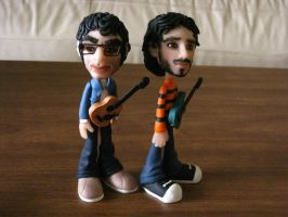 Flight of the Conchords by Whitness