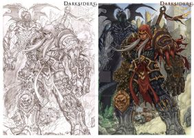 Darksiders 1 by RobertoRibeiro