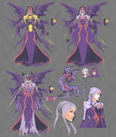 FE6 - Dark Priestess - Contest by Aeorys