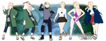 MMD Tsunade Pack DL by Friends4Never
