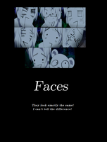 Those Faces Look Familiar by MyWorstNightmares