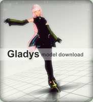 Gladys download by mmdyesbutterfly