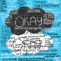 Okay okay tfios quotes by SugahCookies