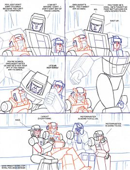 Motormaster you should know better than this by WaywardInsecticon