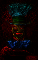 The Mad Hatter by Grasuc