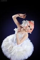 Princess Tutu: Swan by Astarohime