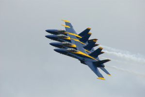 Blue Angels by 05Rex
