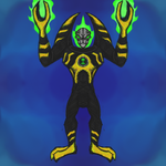 Ben 10 AF Alien: Lodestar by dragonfire53511
