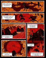 Commission: Mythology Issue 1 Page 2 by Trinityinyang