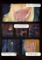 Graphic novel pagina 3 by Minimaxwell