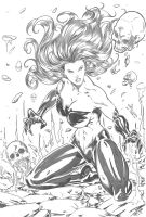 Jean Grey1 by RodneyCJacobsen
