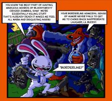 Sam and Max Fight Zombies by mightyfilm