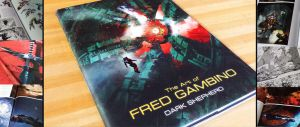 Art Book Review: The Art of Fred Gambino by ConceptCookie