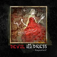 Kanye West Devil in New Dress by treason3