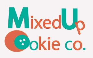 Mixed Up Cookie Co. Logo by artfullycreative