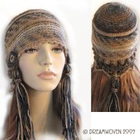 "Inca Stories ""Basket Weave"" by DreamWoven"
