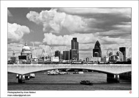 City of London by imanwow