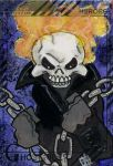 Marvel Fleer Retro - Ghost Rider by 10th-letter