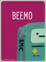 Beemo by retro-vertigo