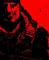 Gears of War Marcus Fenix by GABRIELBIGBOSS