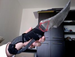 assassin custom knife by danielix-95