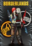 Borderlands - Lilith and Steele by Stallnig