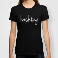hashtag. | graphic tee by cgainstudio