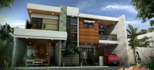 Modern House Design by christianyuri