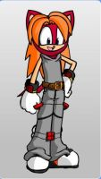 Heath Slater as a Sonic Char by Gurahk2
