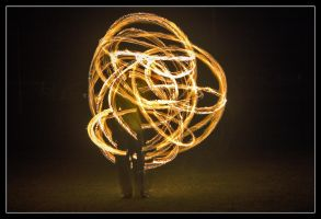 The Fire Dancer by Sharmos