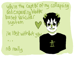 Sollux Valentine by ElectricCamel