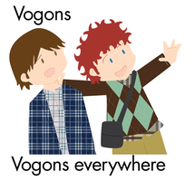 Vogons Everywhere by whosname