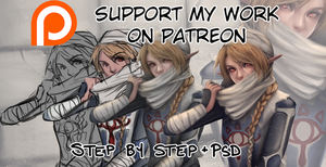 Sheik Patreon by Anadia-Chan