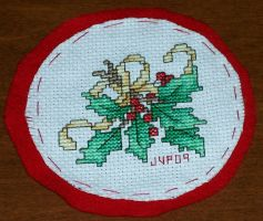 Xmas 09 Finished 14 by Joce-in-Stitches