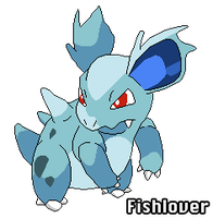 Nidorina Pixel by Fishlover