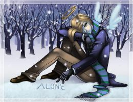 +Alone+ by DigiAvalon