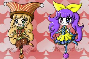 Cute Clown Adopts -Closed- by MyuOneeChan