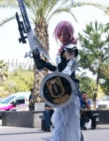 Lightning XIII-2 Cosplay by Xeylen
