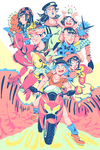 Jojolion by rainberry