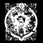 for the band ExMortus, 2nd T-shirt. by tegehel