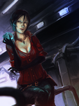 [Resident evil] Ada. by ProtoRC